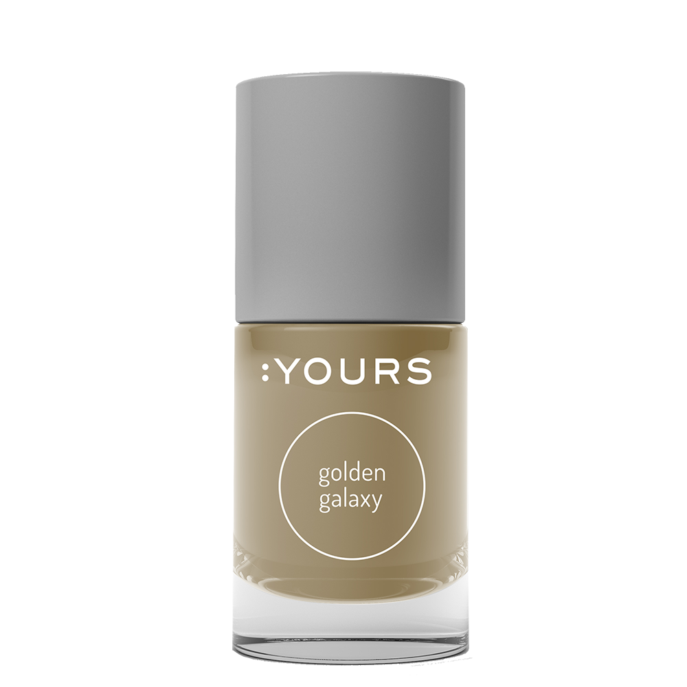 :YOURS Golden Galaxy nyomdalakk