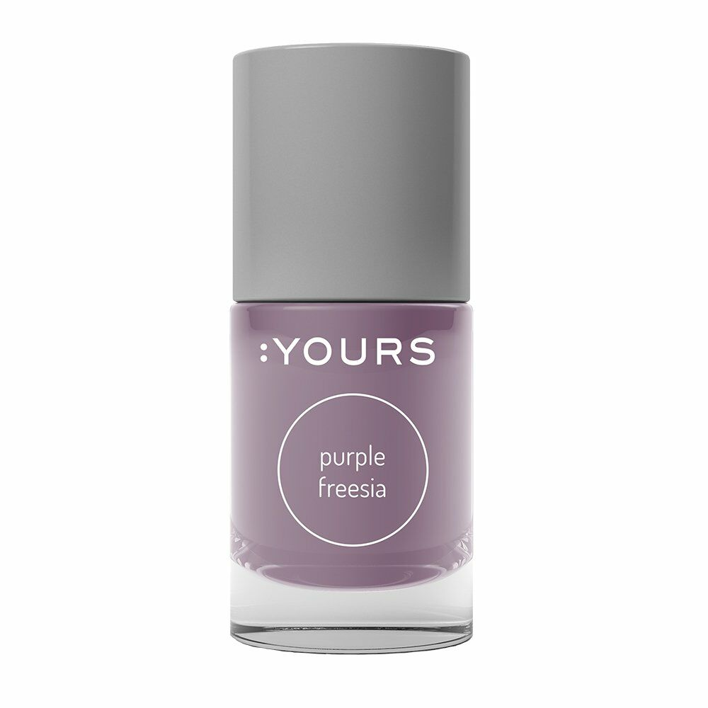 :YOURS Purple Freesia nyomdalakk