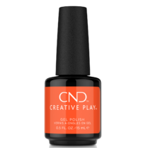 Creative Play Gel Polish  #526 Orange Pulse 15ml