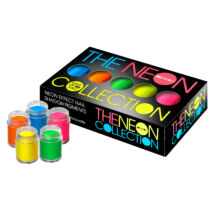 Lecenté Neon Pigment Box Collection