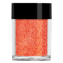 Lecenté Tangerine Iridescent Glitter