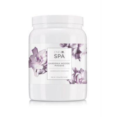 CND SPA Gardenia Woods™ Masque - maszk 1.8kg