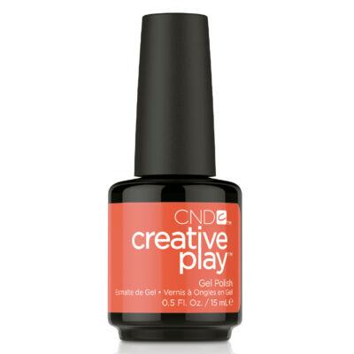 Creative Play Gel Polish #499 Tangerine Rush 15 ml