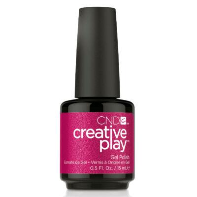 Creative Play Gel Polish #496 Cherry Glo Round 15 ml