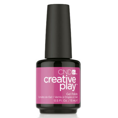 Creative Play Gel Polish #409 Berry Shocking 15 ml