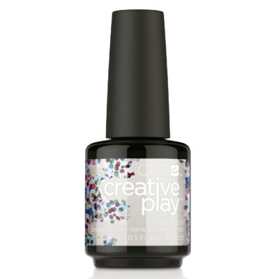 Creative Play Gel Polish #449 Glittabulous 15 ml