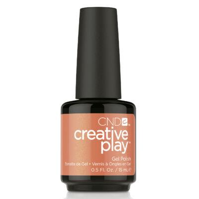Creative Play Gel Polish #421 Orange You Curious 15 ml