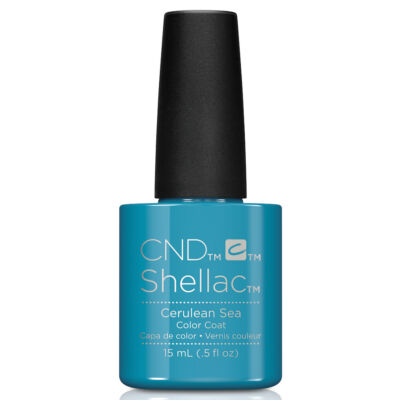 CND Shellac Cerulean Sea 15ml