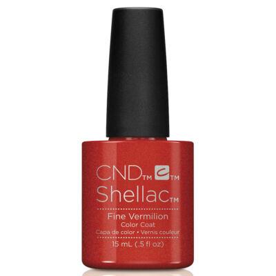 CND Shellac Fine Vermilion 15ml