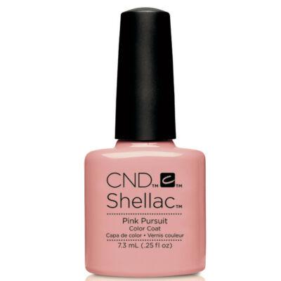 CND Shellac Pink Pursuit
