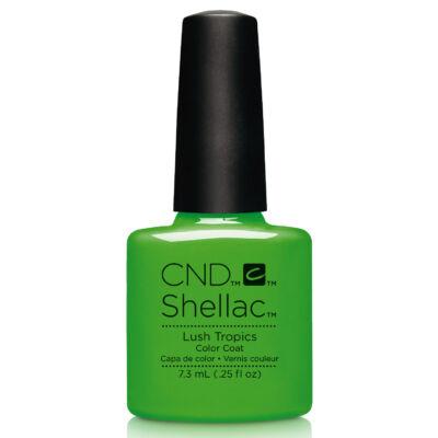 CND Shellac Lush Tropics