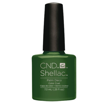 CND Shellac Palm Deco