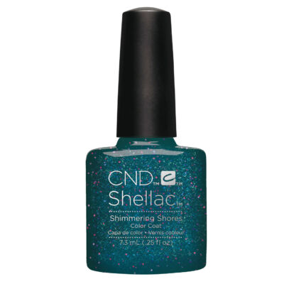 CND Shellac Shimmering Shores