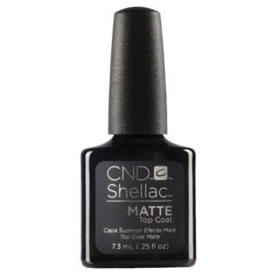 CND Shellac Matte Top Coat 7,3 ml