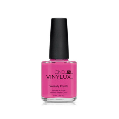 CND Vinylux Hot Pop Pink #121