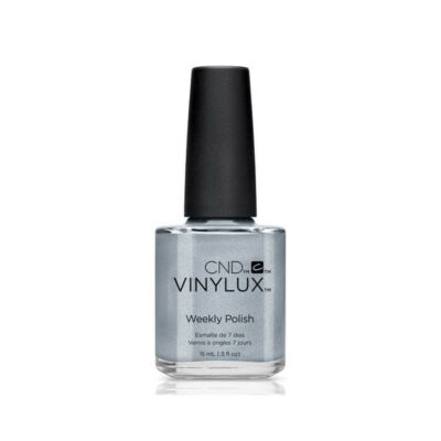 CND Vinylux Silver Chrome #148