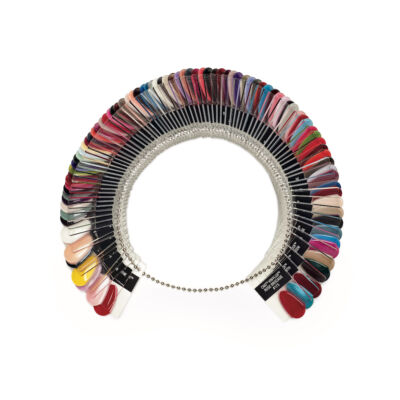 Vinylux színminta gyűrű