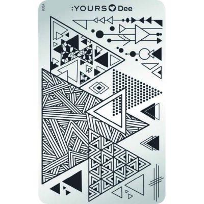 :YOURS Triangle nyomdalemez