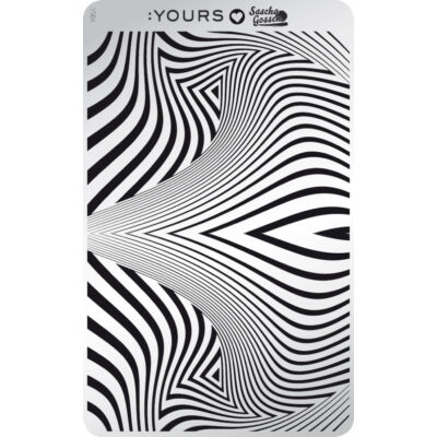 :YOURS Zebra nyomdalemez