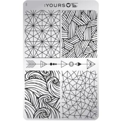 :YOURS Modern Geometry  nyomdalemez