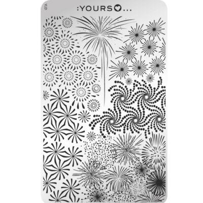 :YOURS  Fireworks nyomdalemez