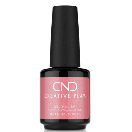 Creative Play Gel Polish  #528 Pink Intensity 15 ml