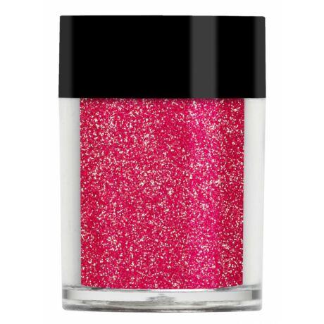 Lecenté Girlfriend Pink Iridescent Glitter