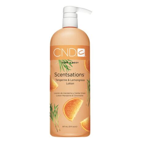 Scentsations™ Lotion Tangerine & Lemongrass 917 ml