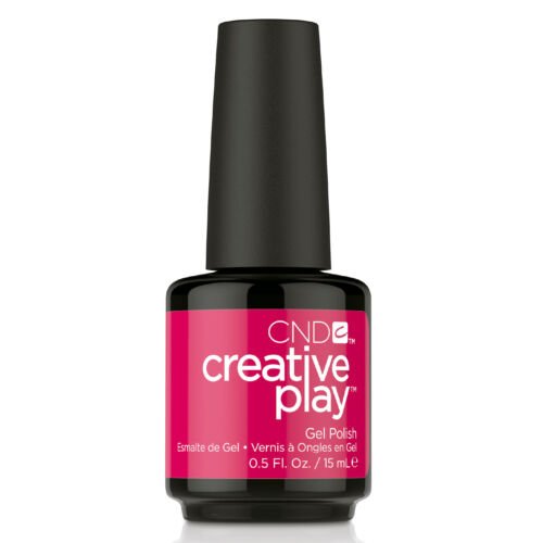 Creative Play Gel Polish gél lakk #500 Fuchsia Fling 15 ml