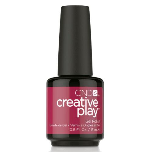 Creative Play Gel Polish gél lakk #460 Berry Busy 15 ml