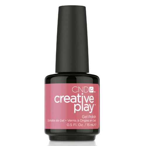 Creative Play Gel Polish gél lakk #404 Oh Flamingo 15 ml