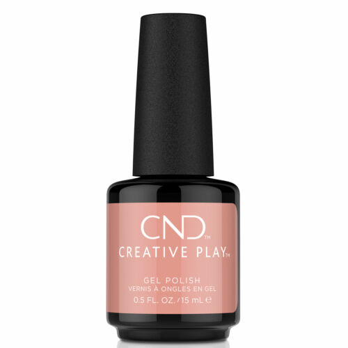 Creative Play Gel Polish gél lakk #406 Blush On U 15 ml