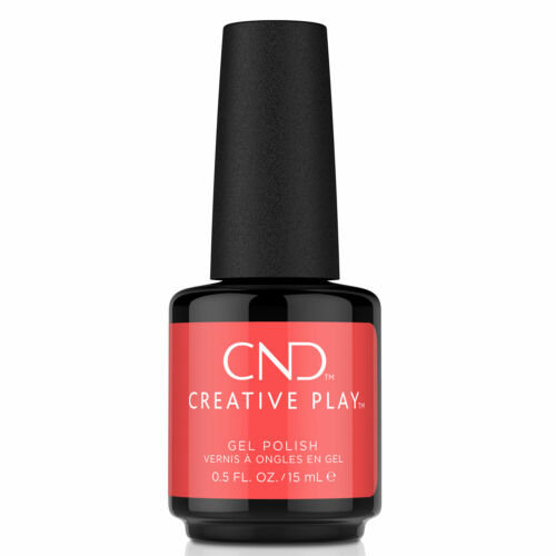 Creative Play Gel Polish gél lakk #410 Coral Me Later 15 ml