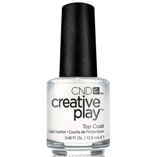 Creative Play TopCoat – fedőfény