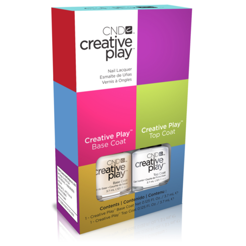 Creative Play - Base and Top Coat DUO