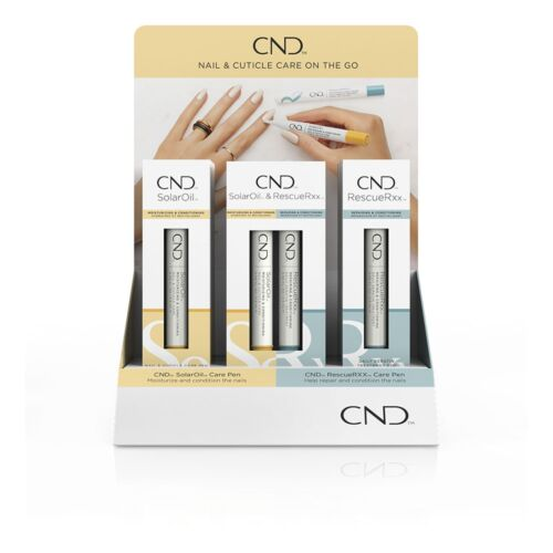 CND Essentials Care Pen Display