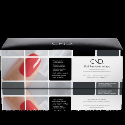 CND Alufóliás leoldó csomag – 250db fólia