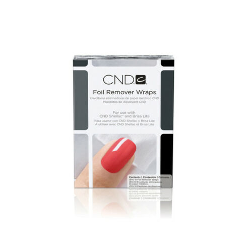 CND Alufóliás leoldó csomag – 10db fólia