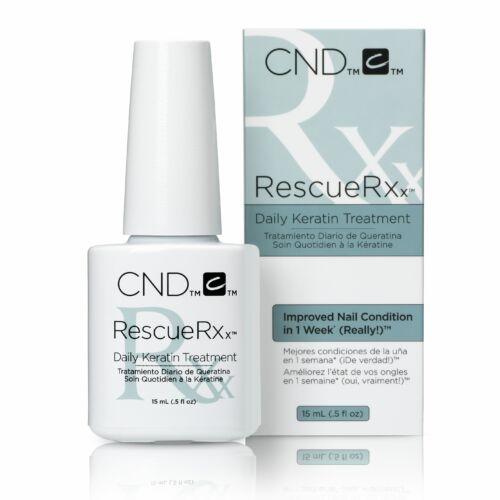CND RescueRXx™ Keratinos körömápoló olaj 15 ml