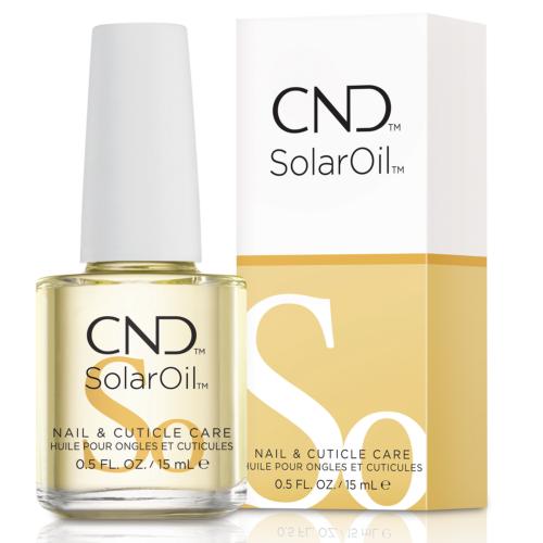 CND SolarOil bőr- és körömápoló olaj 15 ml