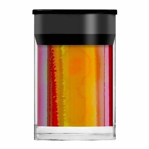 Lecenté Orange Opalescent Shimmer Film