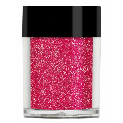 Lecenté Girlfriend Pink Iridescent Glitter