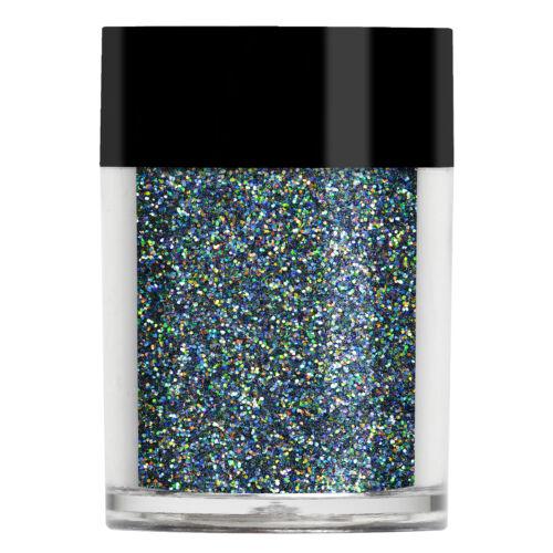 Lecenté Rainbow Blue Iridescent Glitter