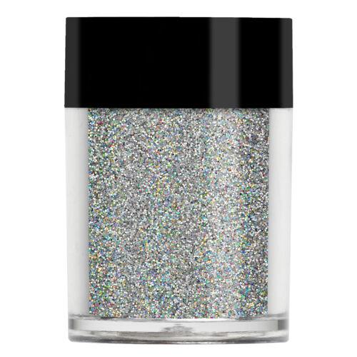Lecenté Silver Holographic Glitter