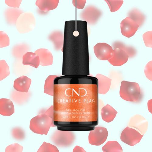 CND Creative Play Autóillatosító Narancs illatban