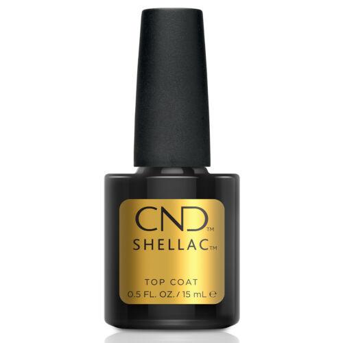 CND Shellac Original Top Coat 15 ml