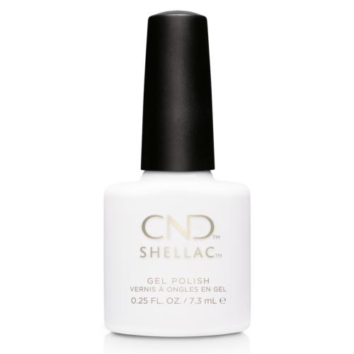 CND Shellac Cream Puff