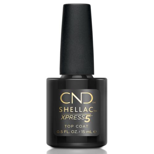 CND Shellac XPress5 Top Coat 15 ml