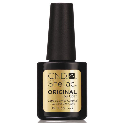 CND Shellac Original Top Coat 15 ml