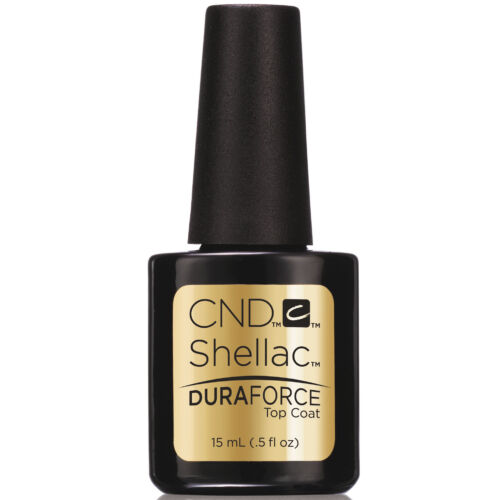 CND Shellac Duraforce Top Coat 15 ml